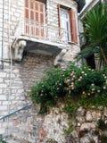 Stone House, Greece Stock Photo