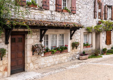 Stone House Royalty Free Stock Photo