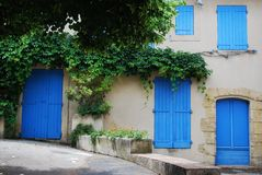 Stone house, Provence Royalty Free Stock Image