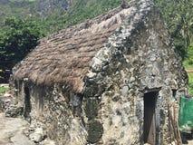 Stone house Stock Image