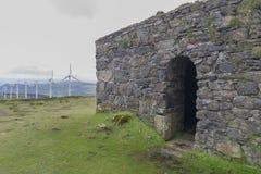 Stone house. Royalty Free Stock Photography