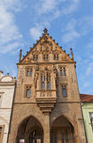 Stone House (XV c.) in Kutna Hora, Czech Republic. UNESCO site Royalty Free Stock Photography