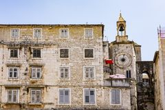 Split, Dalmatia, Croatia royalty free stock image