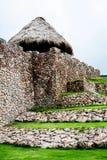 Stone hut Royalty Free Stock Photo