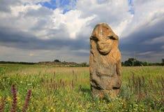 Stone Idol Stock Image