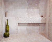Stone interior Royalty Free Stock Image