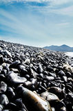 Stone. Island of stone or koh hin ngam in Thailand Stock Photo