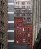 Manhattan bulding Royalty Free Stock Images