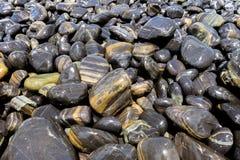 Stone in Koh hin ngam Royalty Free Stock Image