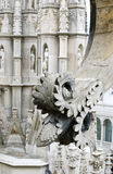 Stone lace Milan Cathedral Stock Photos