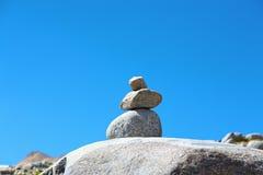 Stone landmarks Royalty Free Stock Photography