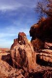 Stone landscape Stock Photography