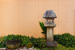 Stone Lantern Stock Photography