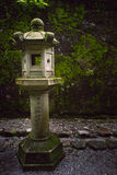 Stone Lantern Stock Photography