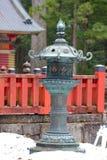 Stone lantern Royalty Free Stock Photos