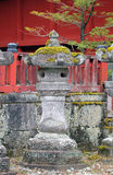 Stone lantern Stock Photos