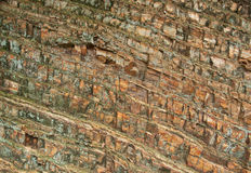 Stone layers Stock Photo