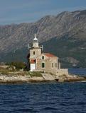 Stone lighthouse 1 Stock Photo