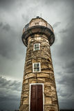 Stone Lighthouse Royalty Free Stock Photography