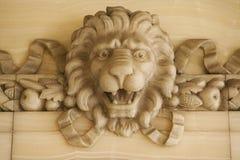 stone lwa Obrazy Royalty Free