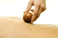 stone masaż. Zdjęcia Stock
