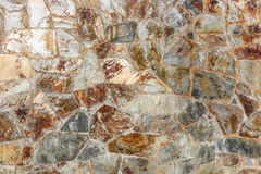 Stone masonry wall as background. Stone wall texture Royalty Free Stock Photo