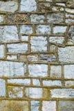 Stone Masonry Wall – Vertical Background Stock Image