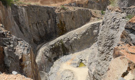 STONE MINE Stock Photography