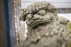 Stone monster Royalty Free Stock Photography