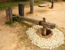 Stone mortar Stock Photos
