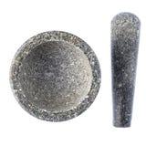 Stone mortar Royalty Free Stock Photography