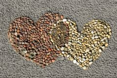 Stone mosaic Stock Photography