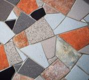 Stone Mosaic Background Royalty Free Stock Photo