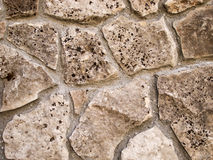 Stone mosaic background Royalty Free Stock Photo