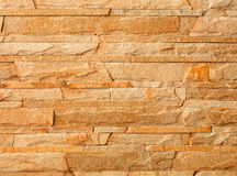 Stone mosaic made of sandstone texture Royalty Free Stock Image