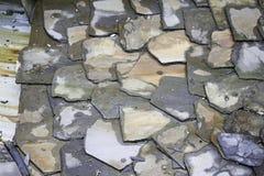Stone mosaic Stock Photos