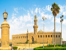 The stone mosque Royalty Free Stock Photos