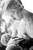 Stone mother Royalty Free Stock Images
