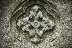 Stone Motif Royalty Free Stock Photography