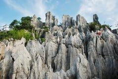 Stone mountain Royalty Free Stock Photos