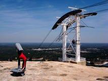 Stone Mountain. In Atlanta, Georgia Royalty Free Stock Images