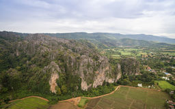 Stone mountain Stock Photography