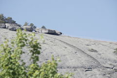 Stone Mountain, GA Fotos de archivo libres de regalías