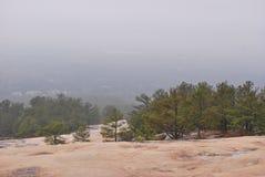 Stone Mountain Royalty Free Stock Image