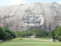 Stone Mountain Park Royalty Free Stock Photo