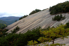 Stone Mountain State Park. In North Carolina royalty free stock images