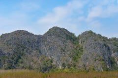 Stone mountain Stock Image