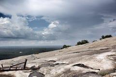 Stone Mountain Royalty Free Stock Photo