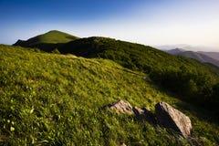 Stone mountains Royalty Free Stock Photos