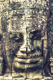 Stone murals and sculptures in Angkor wat, Cambodia Stock Image